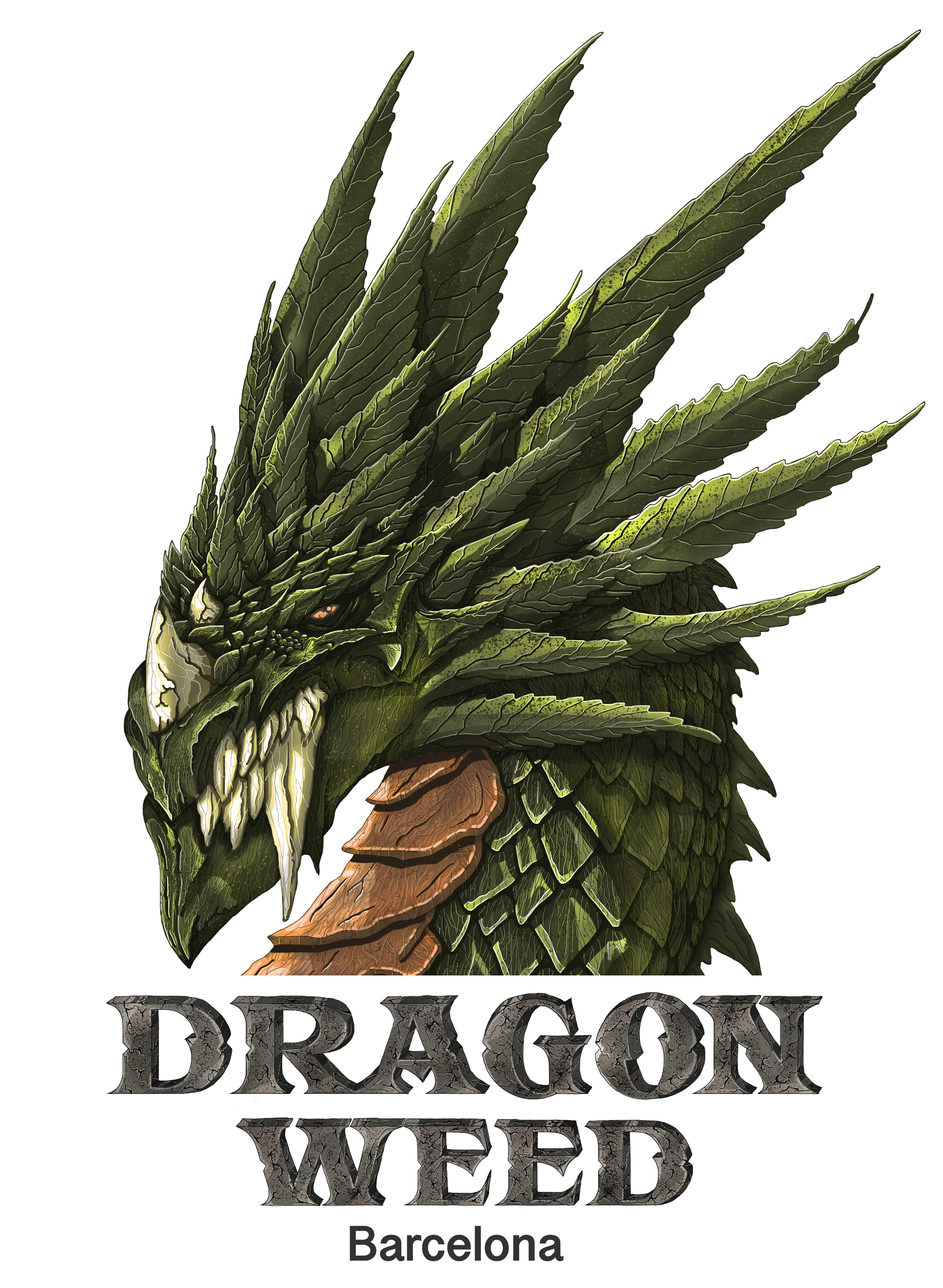Dragon Weed Logo